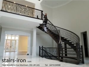 Stairs supplier .Custom Banister.Handrails.Tread.