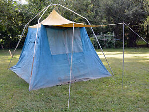 tent 114 X 114 inches