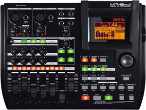 Multipistes Fostex MR8 MK-2 Fostex multitrack recorder