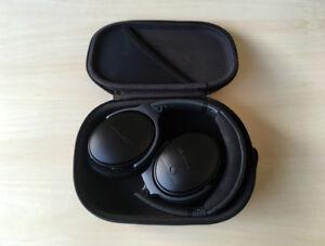 Bose Quietcomfort 35 Wireless Headphones II, Black