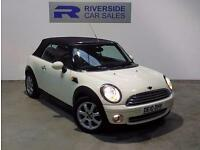 2010 Mini Convertible 1.6 Cooper 2dr 2 door Convertible
