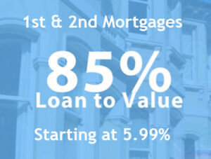 FIRST & SECOND MORTGAGE UP TO 85% LTV CALL647 494 5155