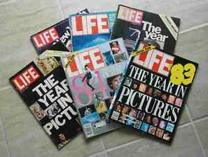 """Life Magazines """"The year in picture"""" Time Spécial 11 Septembre"""