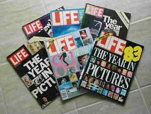 "Life Magazines ""The year in picture"" Time Spécial 11 Septembre"