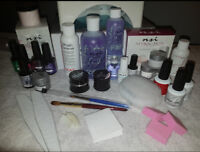 Need a New Career? Become a Certified Gel or Acrylic Nail Tech.