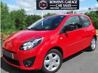 2011 RENAULT TWINGO 1.2 DYNAMIQUE - 2 OWNERS - £30 TAX - S/HISTORY - GREAT SPEC