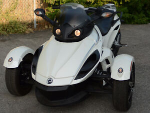 CANAM SPYDER RSS 990 Rotax Cambridge Kitchener Area image 4