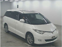 FRESH IMPORT 2006 NEW SHAPE V6 TOYOTA ESTIMA AERAS S EDITION AUTO 8 SEATS