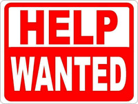 Experienced servers and bartenders wanted