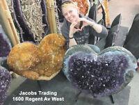 Jacobs Trading Ye Olde Rock Shop now OPEN in Winnipeg!