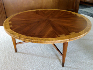 SOLD..... MCM coffee table, mid century