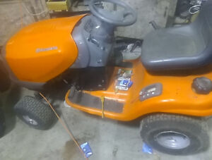 husqvarna mower yth18542 For parts some parts fit Craftsman