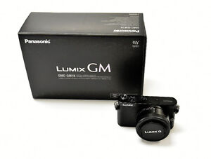 Panasonic Lumix GM1 w/12-32mm f3.5-5.6 Mega O.I.S