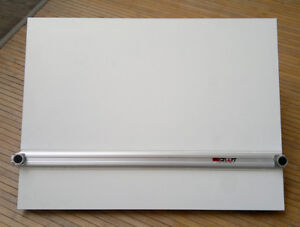 Pro-Draft Board Parallel Straightedge + Portfolio Carrying Case