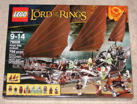 New Lego Lord of the Rings: Pirate Ship Ambush Set 79008 (2013)