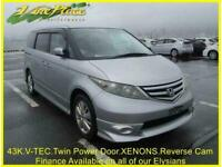 2008 57 HONDA ELYSION 2.4 V-TEC G-AERO EDITION 8 SEATS
