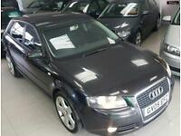 2005 AUDI A3 TDI SPORT Grey Manual Diesel