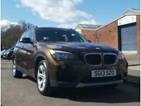 2013 BMW X1 2.0 XDRIVE20D SE 5d 181 BHP All Terrain Diesel Automatic