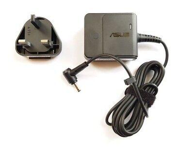 Genuine Asus C300M C300MA C200 C200M C200MA X553 X553M Charger Power Adapter