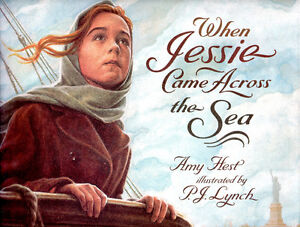 WHEN JESSIE CAME ACROSS THE SEA Immigration New York '97HcDJ 1st