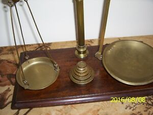W & T Avery Ltd,brass antique scale Kitchener / Waterloo Kitchener Area image 8