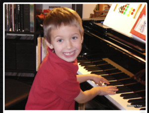 Piano Lessons for Children - Discount