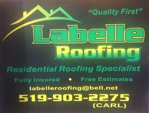 Free Roof Estimate/Quote Windsor Region Ontario image 1