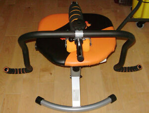 AB Doer Twist Abdominal Excercise Machine No box like new has DV West Island Greater Montréal image 2