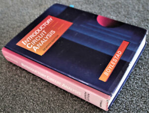Selling review Introductory Circuit Analysis by Boylestad textbo