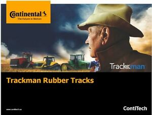 Agricultural-Rubber Tracks