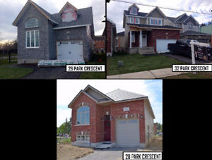 Brand New Homes in Amherstview