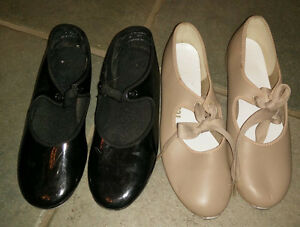 Tap dance shoes sizes 8.5/10, 11 and 13 to 5, jazz shoes size 1 Kitchener / Waterloo Kitchener Area image 4