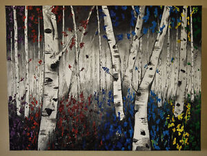 Customized Hand-Painted Wall Murals and Canvas Paintings Kitchener / Waterloo Kitchener Area image 4