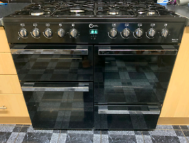 Flavel range cooker