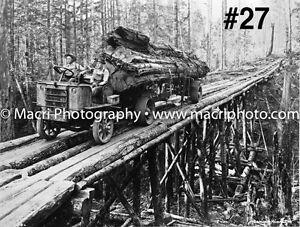Sawmill old logging photos Strathcona County Edmonton Area image 10