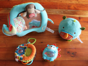 Skip Hop Set of Baby Toys