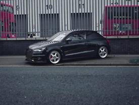 Audi a1 sline turbo sport