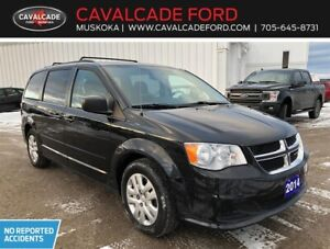 2014 Dodge Grand Caravan SXT with snow tires, STO and Go!!