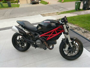 2013 Ducati Monster 796 - Practically Brand New