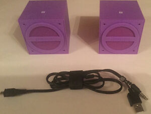 Double Set iHome IBN16 Bluetooth Speakers for price of one West Island Greater Montréal image 1