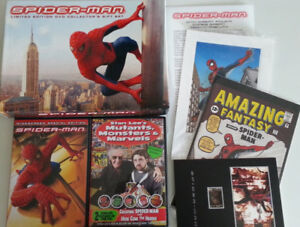 Boitier Spider-Man Limited Edition DVD Collector's Gift Set