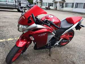 2011 Honda CBR250 Abs(Price Reduced)