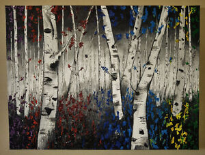 Customized Hand-Painted Wall Murals and Canvas Paintings Kitchener / Waterloo Kitchener Area image 5