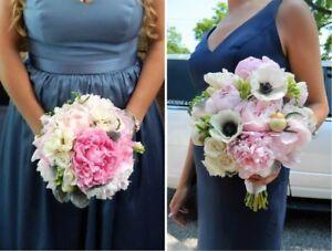 Wedding flowers,decoration,bridal bouquets, boutonnieres,Silk&Fr
