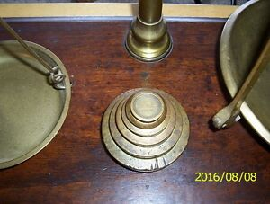 W & T Avery Ltd,brass antique scale Kitchener / Waterloo Kitchener Area image 6