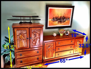 Bedroom 6-piece King Set* Ensemble de chambre à couche 6 pièces West Island Greater Montréal image 2
