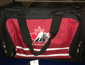 75% OFF TEAM CANADA HOCKEY TRAVEL BAGS FOR THE WHOLE TEAM