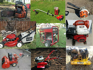 Free Removal of old LawnMowers, Snowblower, other gas equipment