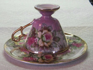 Pretty tea cup and saucer Windsor Region Ontario image 3