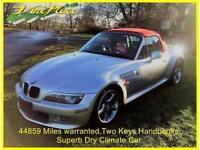 1998 V BMW Z SERIES 2.0 ROADSTAR